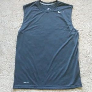 Nike Men's Dri-Fit Sleeveless Shirt